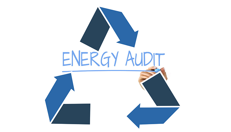 Energy audit for Homes and Offices